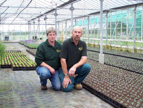 Gerrit en Anke Bazuin
